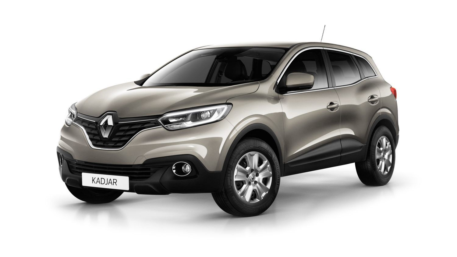 brand new renault kadjar front bumper with parking. Black Bedroom Furniture Sets. Home Design Ideas