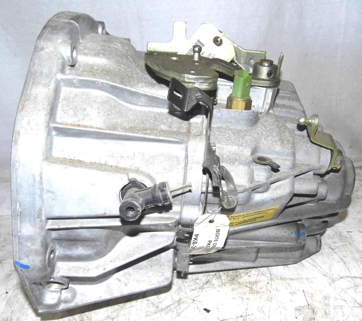 Brand New Renault Laguna Ii Dci Speed Manual Gearbox Pk B D P on Land Rover 4 6 Engine Specs