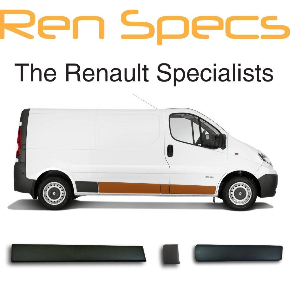 New Genuine Renault Trafic Swb 2001 2014 Right Complete