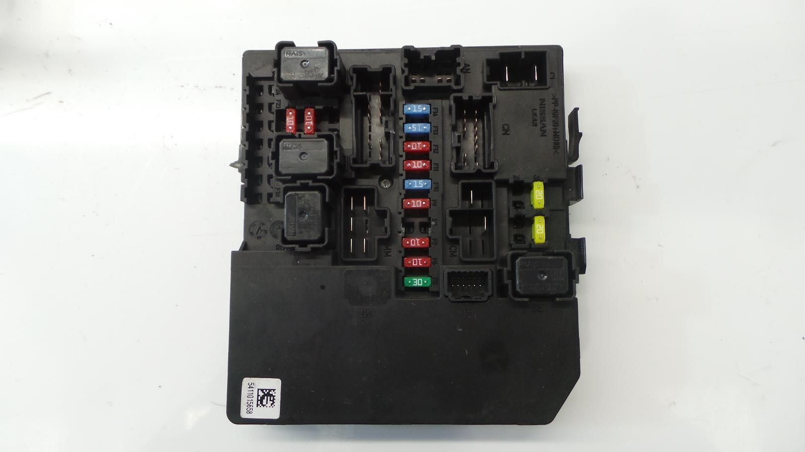 Nissan nv fuse box location wiring diagram