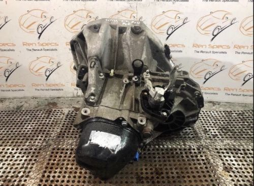 2011 RENAULT WIND 1598cc Petrol 5 Speed Manual Gearbox JR5-176