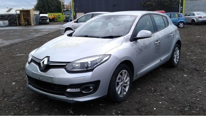 2014 RENAULT MEGANE ** SPARES AND REPAIRS** BREAKING Front End Parts Panels