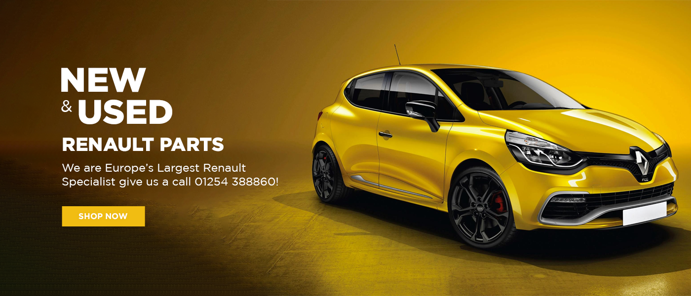 Independent Renault Specialists New Used And Reconditioned Parts