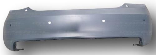 Brand New Audi A1 Rear Bumper - In Primer (Standard Models) With Sensor Holes