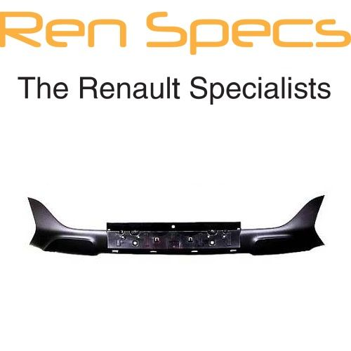 Brand New Renault Kadjar - Front Bumper Spoiler Centre Section - Gloss Black