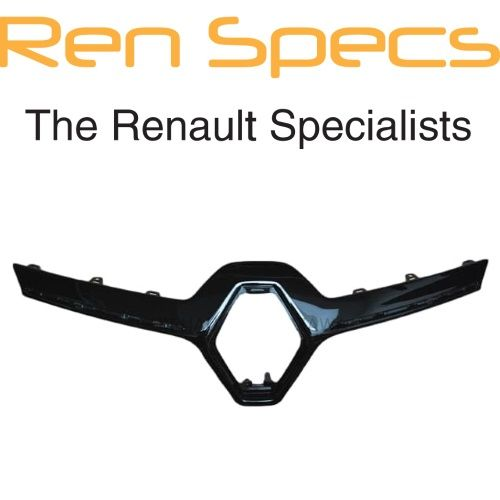 Brand New Renault Kadjar - Front Bumper Upper Radiator Grille Moulding surround