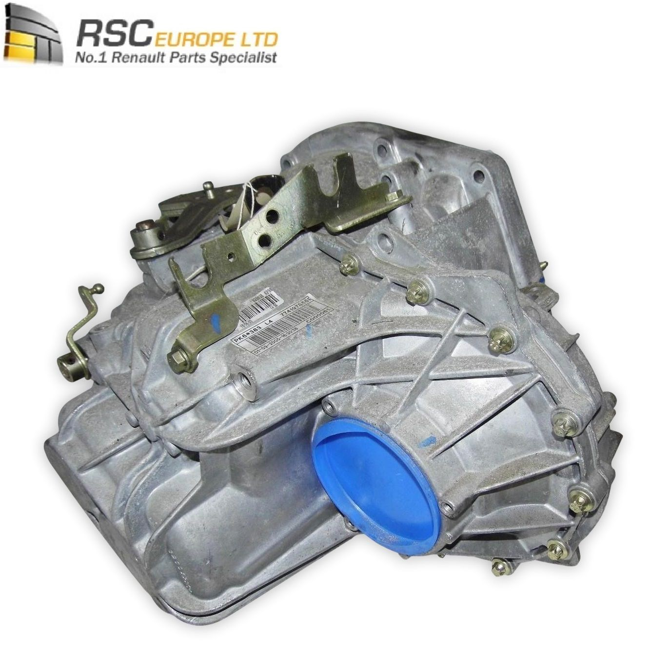 brand new renault laguna ii 1 9 dci 6 speed manual gearbox pk6 383 rh renault spares co uk