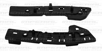 Citroen Berlingo Van 2015 - Front Bumper Bracket Outer Section - Set Of Two