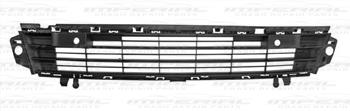 Citroen Berlingo Van 2015 - Front Bumper Grille Centre Section - With Sensor Holes