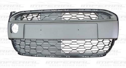 Citroen C1 Front Bumper Grille Centre Section - New - 2012 - 2014 Models