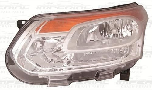 Citroen C3 Picasso N/S HeadLamp HeadLight - Fit's 09 - 12 - Left UK Passenger