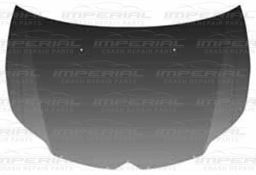 Citroen C4 Front Bonnet Panel Steel 2008 - 2010 Models