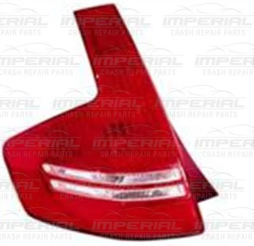 Citroen C4 N/S Rear Lamp Light Lower Section - Left UK Passenger Side 2008 -2011