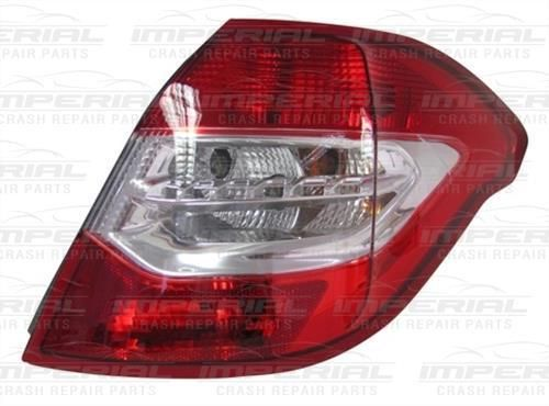 Citroen C4 O/S Rear Lamp Tail Light Outer Section - Right - UK Drivers Side