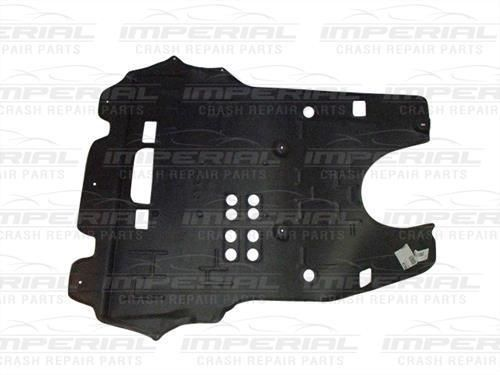 Citroen C4 Picasso 11 - 13 Front Engine Undershield Front Section Under Tray