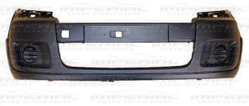 Citroen Dispatch Front Bumper In Black 2007 - 2016 Models