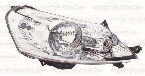 Citroen Dispatch O/S Front Headlamp Headlight -Right UK Drivers Side 07-08
