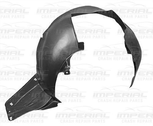 Citroen Dispatch O/S Front Wing Splash Guard Right UK Drivers Side 2007 - 2016