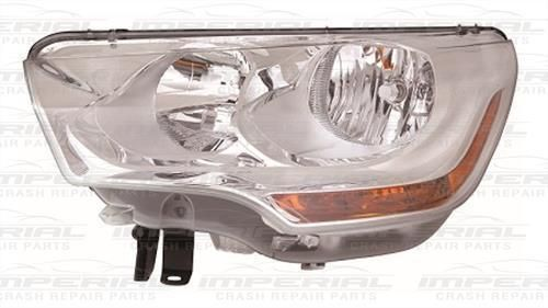 Citroen DS4 N/S Headlamp Headlight Halogen UK Passenger Side Left