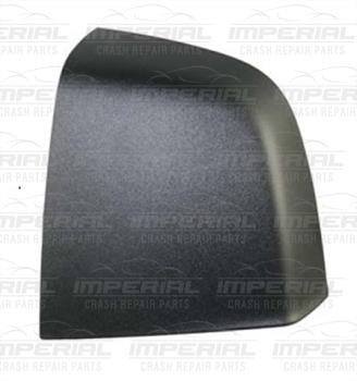 Fiat Doblo 2010-2015 Door Mirror Cover Black Off Side