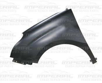 Fiat Doblo 2010-2015 Front Wing Near Side