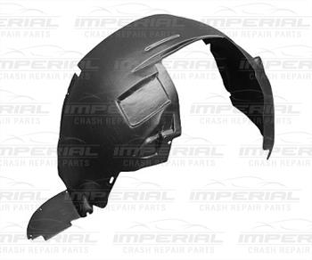 Fiat Doblo 2010-2015 Front Wing Splashguard Off Side