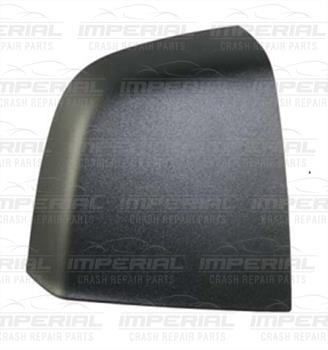 Fiat Doblo 2015-Door Mirror Cover Black Near Side