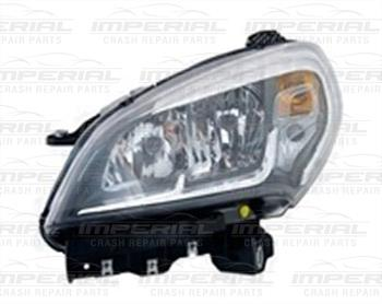 Fiat Doblo 2015 - Headlamp Halogen Type Near Side