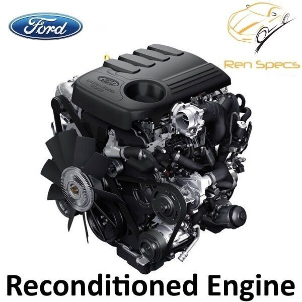 Ford Transit 2.4 TDCI Duratorq Reconditioned Engine JXFA FXFA PHFA PHSC PHFC