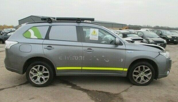 MITSUBISHI OUTLANDER PHEV GX3H 4WORK Breaking Spares Repairs Parts ENGINE:  4B11