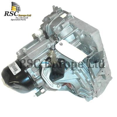 NEW GENUINE RENAULT GEARBOX - MEGANE 2 II 1.5 DCI - JR5 108 JR5108 gear box