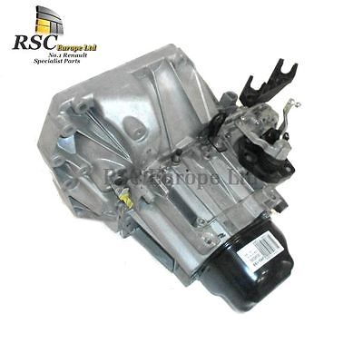 NEW GENUINE RENAULT KANGOO  1.5 DCI JH3 171 GEARBOX - IN STOCK - 5 Speed Transmission