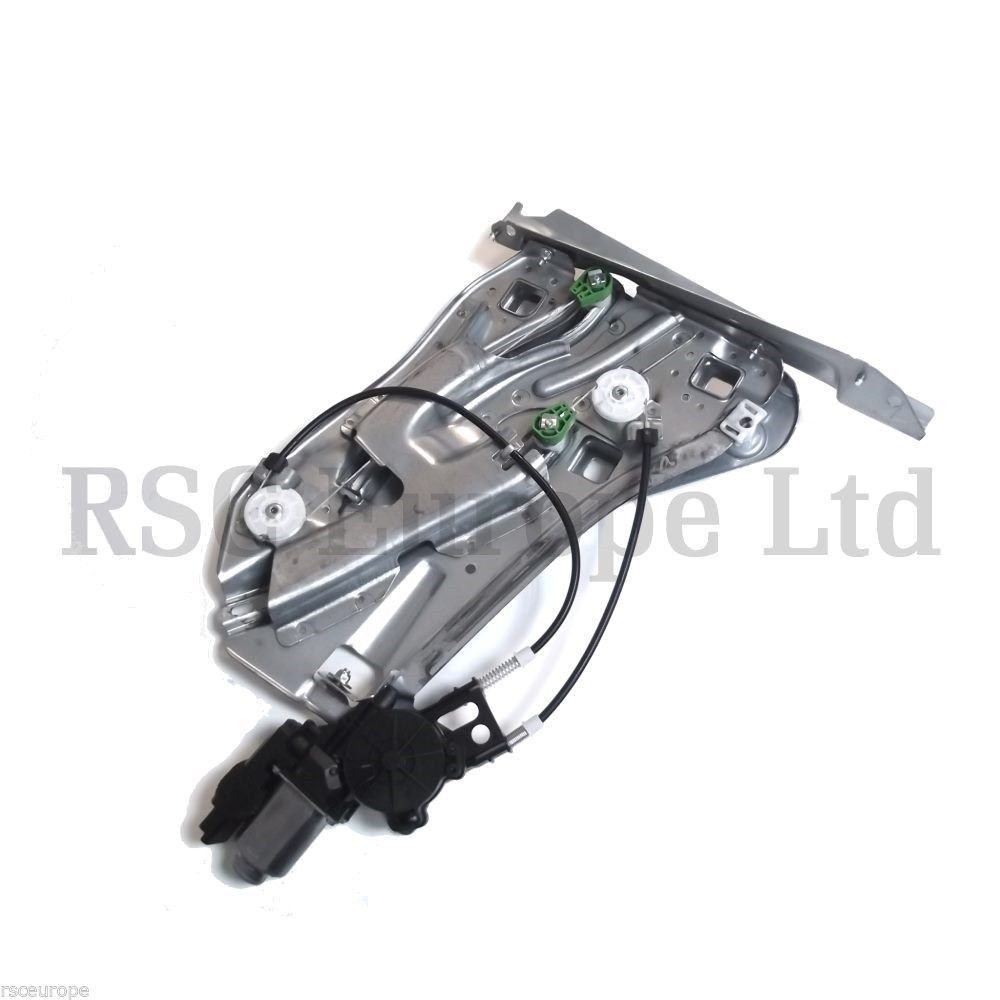 NEW MEGANE CONVERTIBLE LEFT REAR WINDOW REGULATOR - NSR Mechanism Motor Cables 8201010933