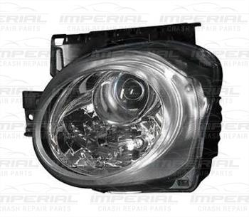 Nissan Juke 2014 - Headlamp Halogen Type Near Side