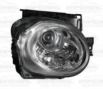 Nissan Juke 2014 - Headlamp Halogen Type Off Side