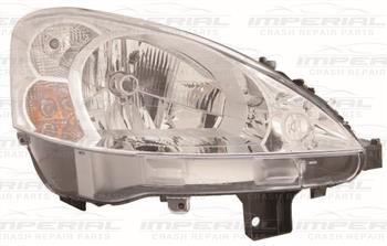 Peugeot Partner 2008 - 2012 Headlamp Offside