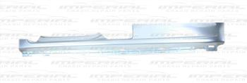 Peugeot Partner 2008 - 2012 Sill Full Type - Models With No Side Loading Door Near Side