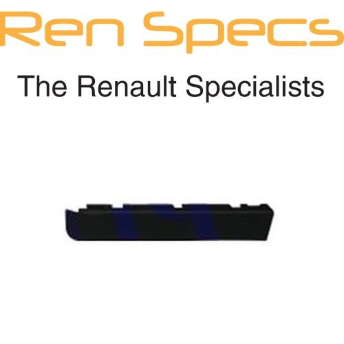 RENAULT CAPTUR BRAND NEW - Right Front Bumper Outer Spoiler Section
