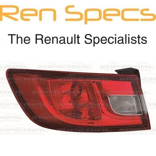 RENAULT CLIO IV - BRAND NEW - LEFT REAR OUTER LAMP - Nearside Light