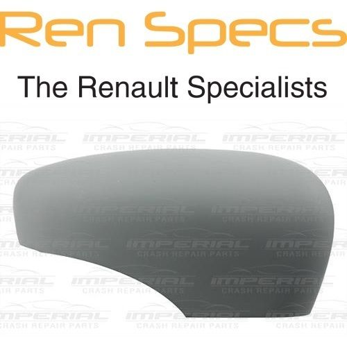 RENAULT CLIO IV - BRAND NEW RIGHT DOOR MIRROR COVER - Primed