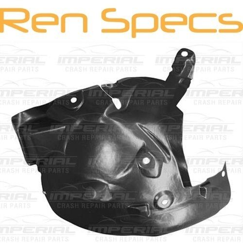 RENAULT CLIO IV - BRAND NEW RIGHT FRONT WING SPLASH GUARD- Arch Liner Rear half
