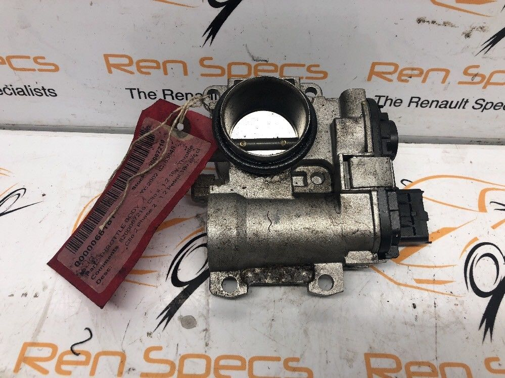 Renault Clio MK2 2001-2006 1.2 16v D4F 712 Throttle Body 8200067219 8200166869