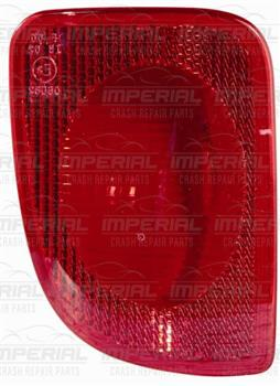 Renault Kangoo 2009-2013 Rear Lamp (Fog) Near Side