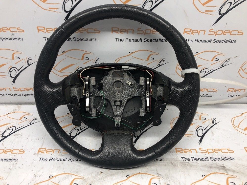 Renault Megane Convertible 2002-2008 Steering Wheel 8200106306 8200282593