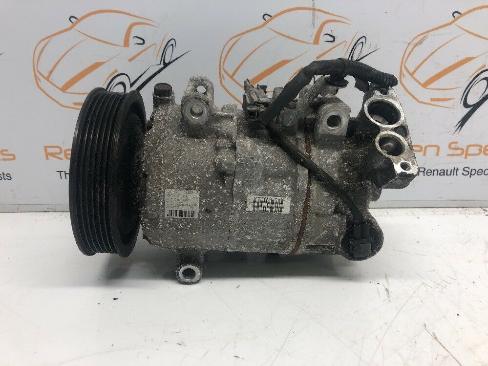 Renault Megane III PH1 2009-2012 Denso A/C Air Conditioning Compressor 1.5 DCI