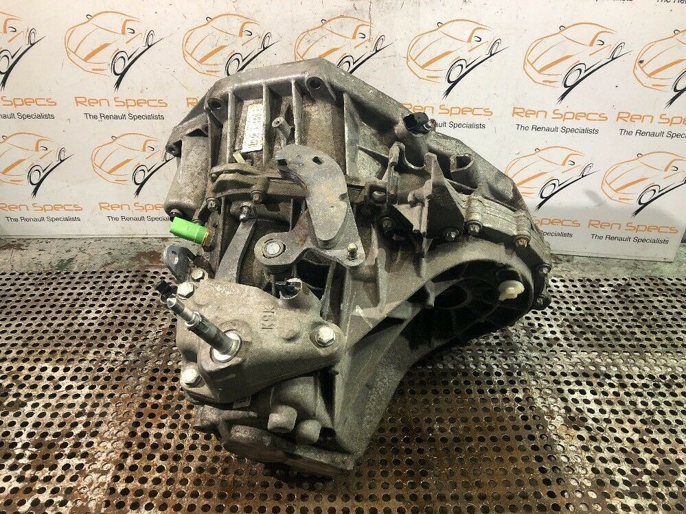 Renault Megane Scenic 2003-2009 1.6 16v Gearbox Manual TL4 021