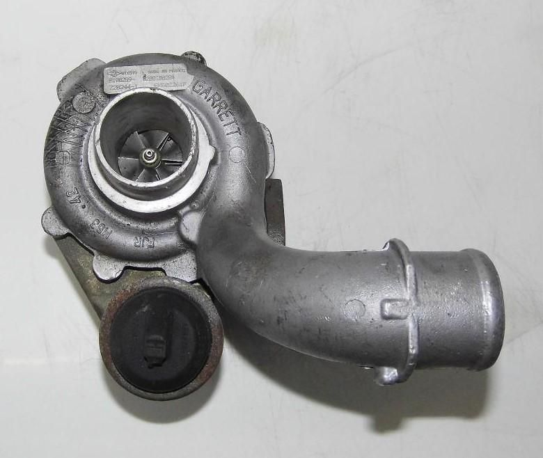 USED RENAULT MASTER II TURBOCHARGER 2.2 Dci 7202044