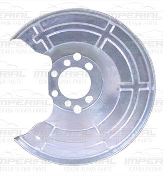 Vauxhall Combo 2002 - 2011 Brake Disc Back Plate - Rear Wheel (300mm x 62mm)