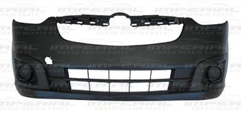 Vauxhall Combo 2012 - Front Bumper No Lamp Holes - Textured